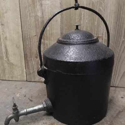 Small Victorian Gypsy Kettle