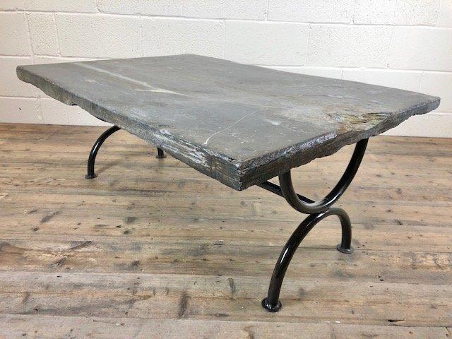 The Penderyn Furniture Co Welsh Slate Coffee Table